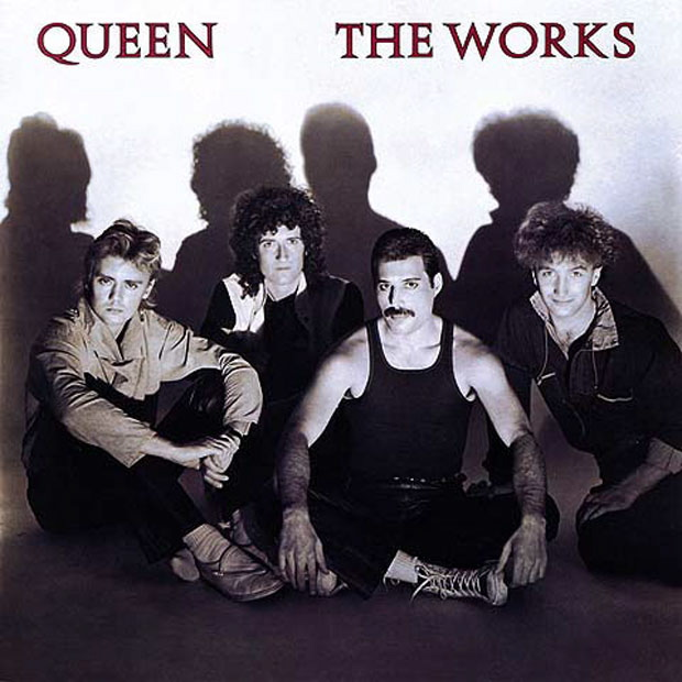 Queen, Cover, The Works