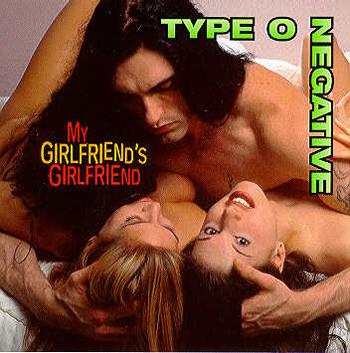 Type O Negative Cover-Artworks