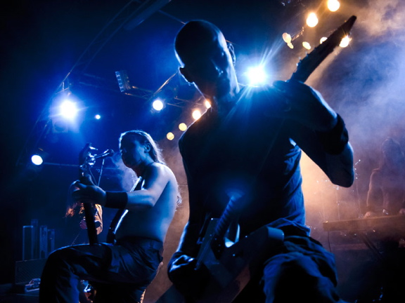 Moonsorrow, 08.11.2011 Hamburg, Markthalle