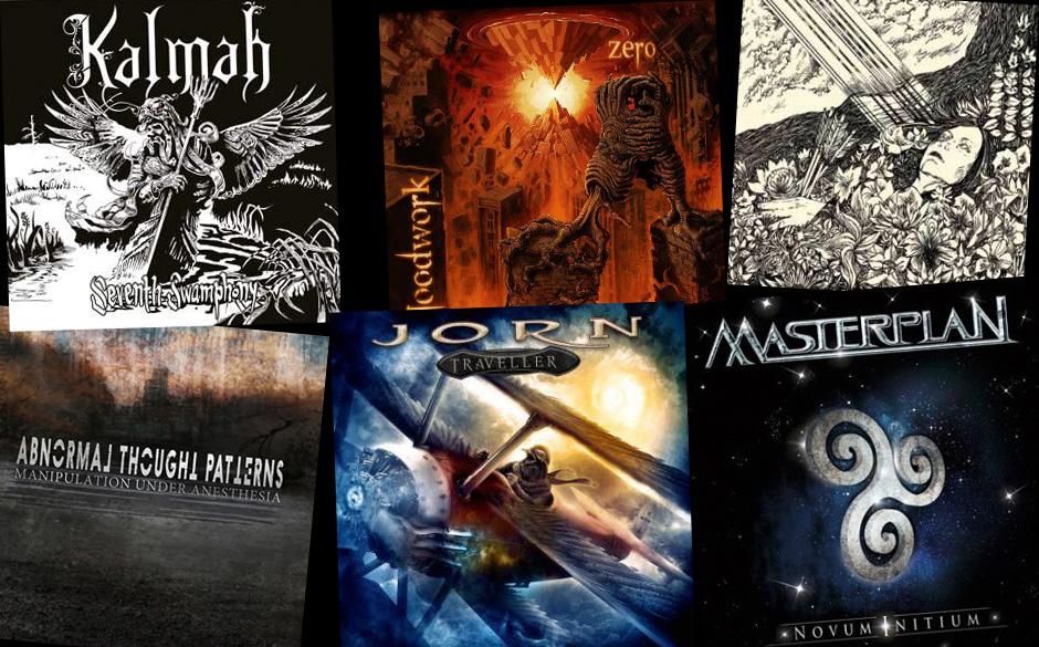 Die neuen Metal-Aben vom 14.06.2013
