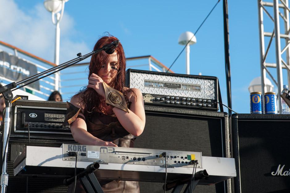 Ensiferum, 70000 Tons Of Metal 2013