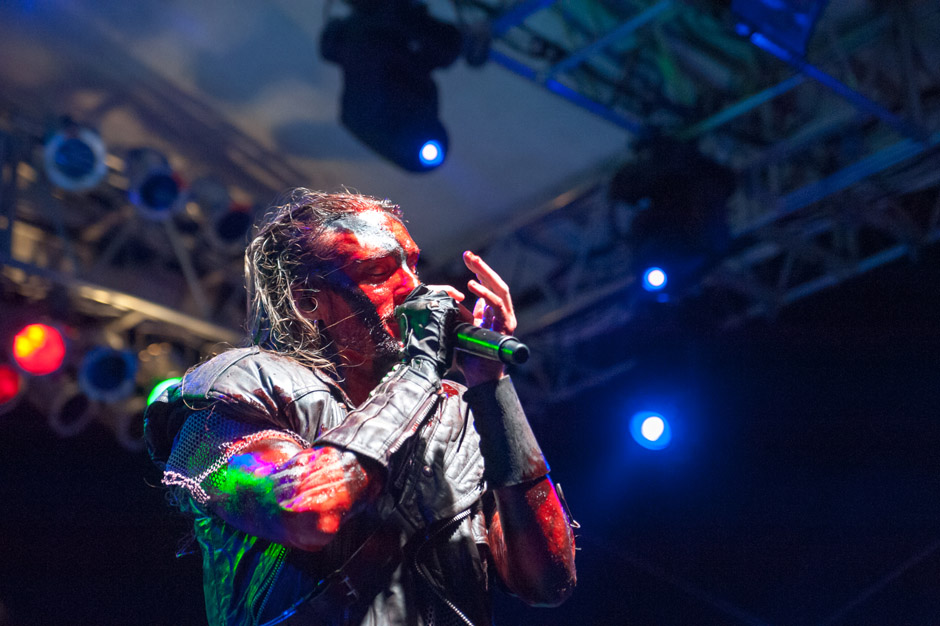Turisas, 70000 Tons Of Metal 2013