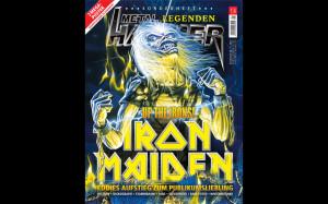 Iron Maiden - METAL HAMMER Legenden Sonderheft