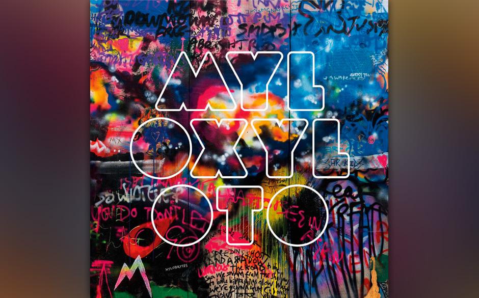 Plattenteller-Interview mit Marcus Bischoff von Heaven Shall Burn Welches ist das neueste Album in deiner Sammlung? Coldplay mit MYLO XYLOTO.