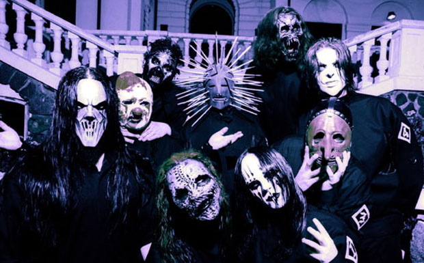 Slipknot Promo Bild