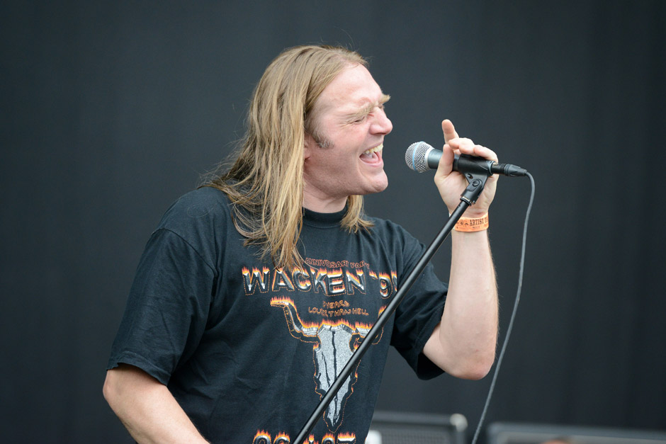 Sykline live, Wacken 2012, 02.08.2012
