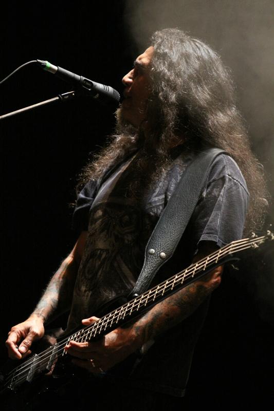 Slayer, live, Metalcamp 2011
