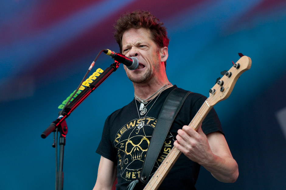 Newsted live, With Full Force 2013