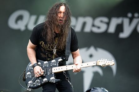 Queensryche, live 2011, Sweden Rock Festival