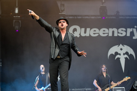 Queensryche, live 2011, Sweden Rock Festival