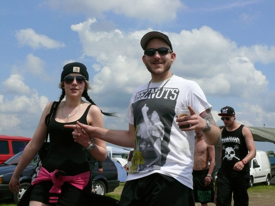 Fans und Atmo, With Full Force 2013