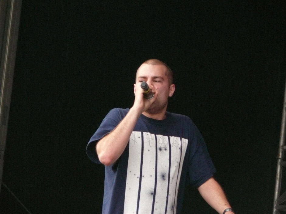 Hacktivist live, With Full Force 2013
