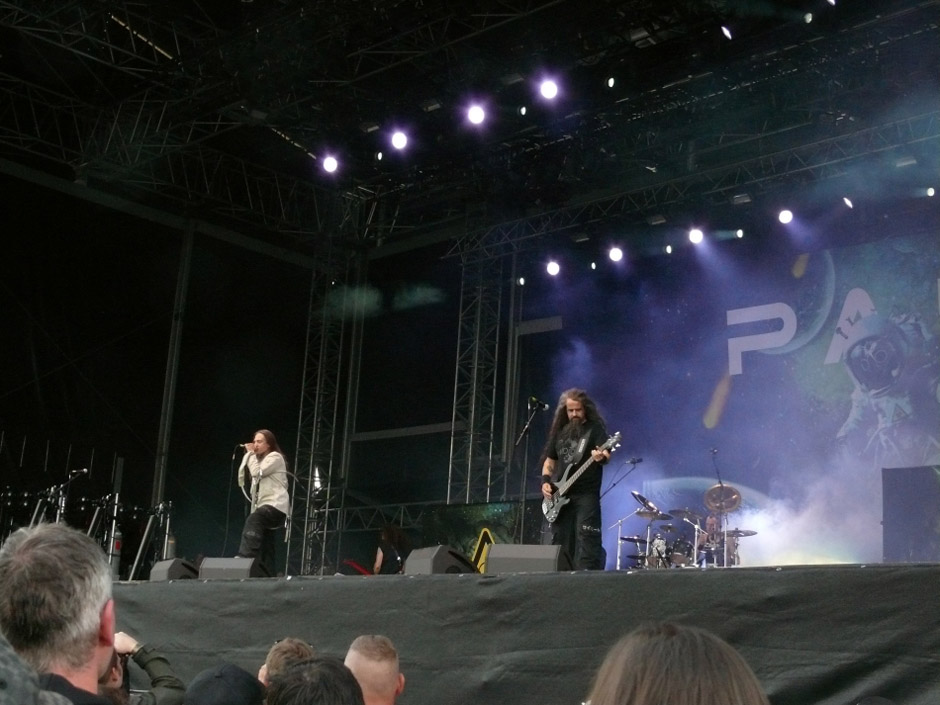 Pain live, With Full Force 2013