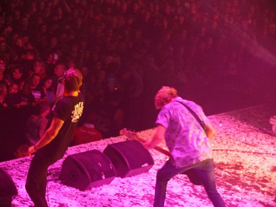 Parkway Drive live, With Full Force 2013