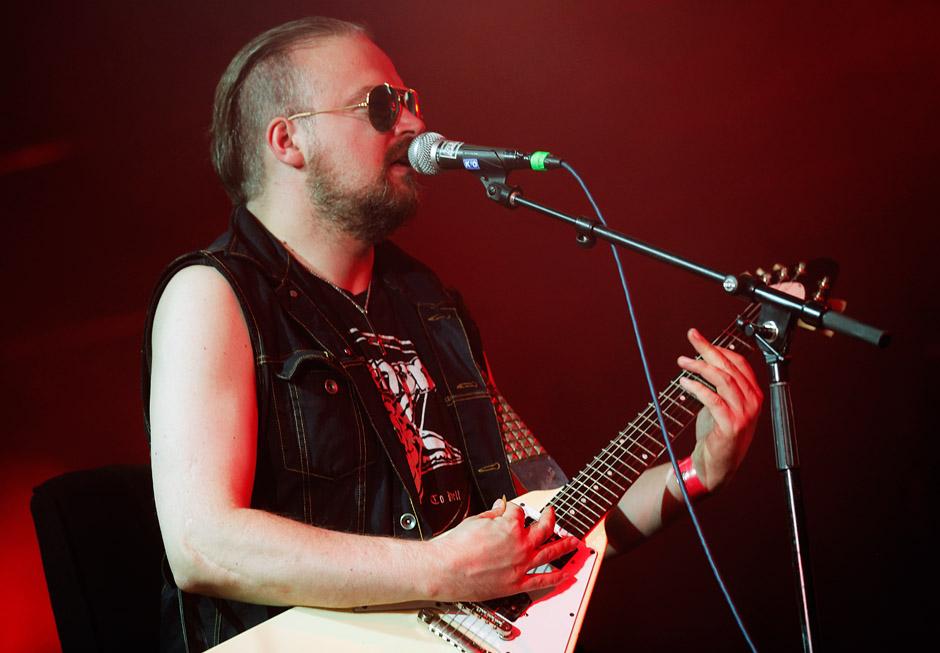 Aura Noir, Graspop Metal Meeting 2013