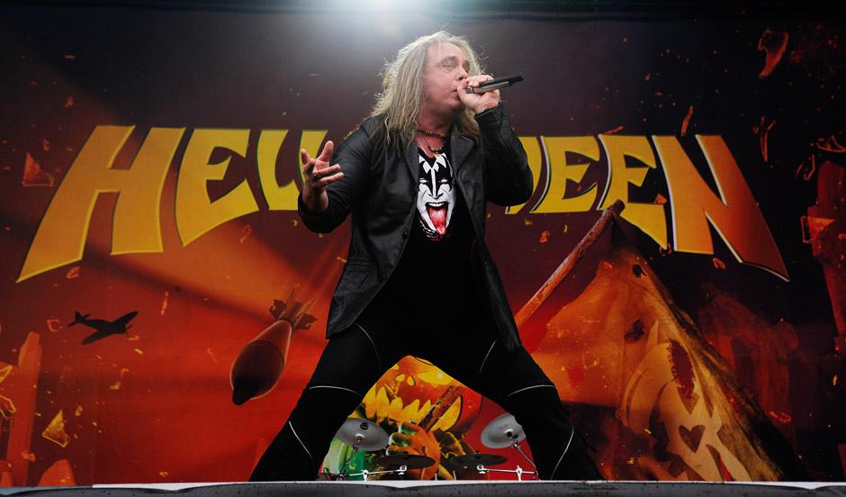 Helloween, Graspop Metal Meeting 2013