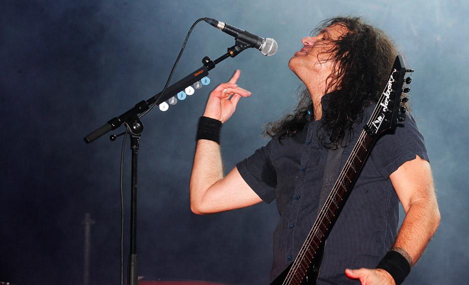 Kreator, Graspop Metal Meeting 2013