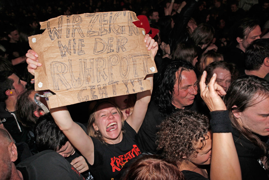 Fans, Graspop Metal Meeting 2013