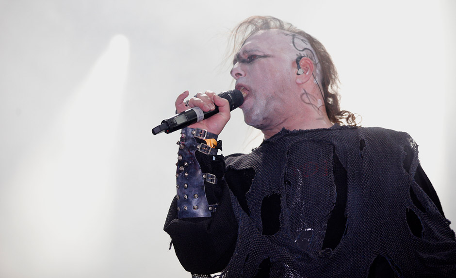 Mayhem, Graspop Metal Meeting 2013