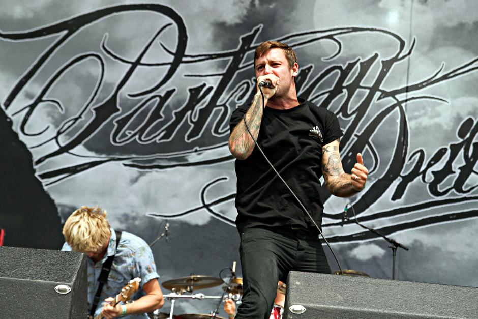 Parkway Drive, Graspop Metal Meeting 2013