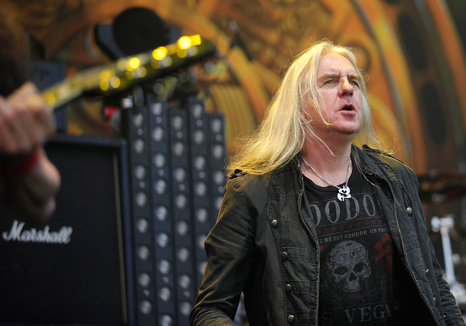 Saxon, Graspop Metal Meeting 2013
