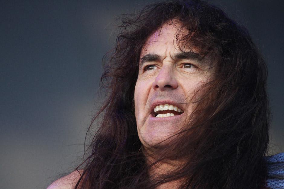 Iron Maiden, Graspop Metal Meeting 2013