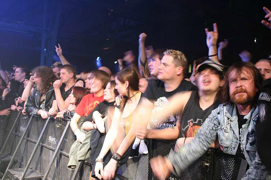 Motörhead live, 30.11.2012, München, Zenith