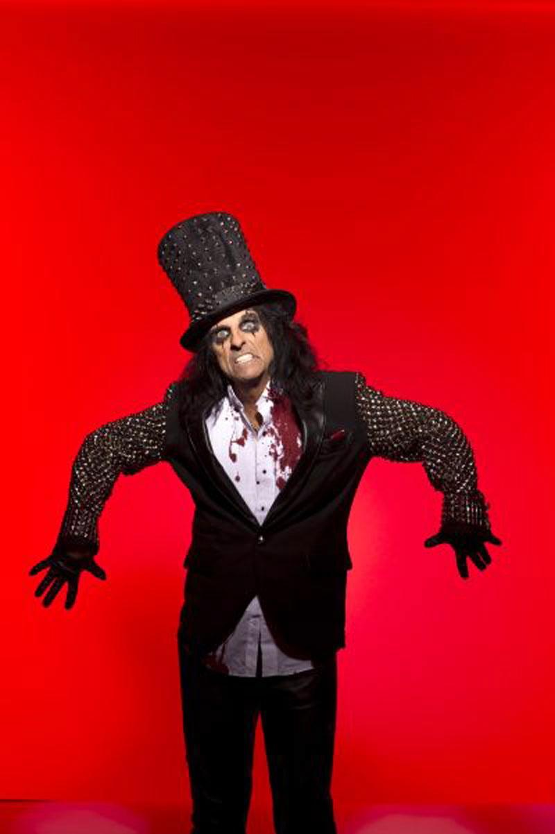 Alice Cooper, Promo Pic, 2011