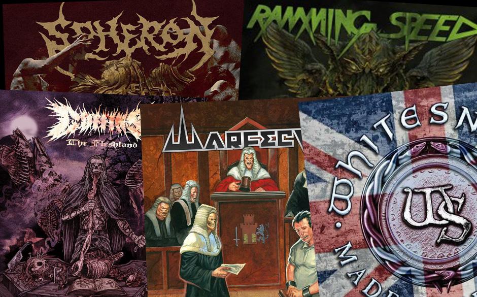 Die neuen Metal-Alben vom 05.07.2013