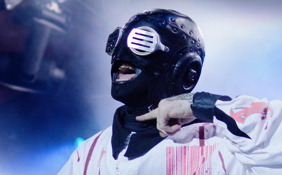Slipknot beim Roskilde Festival 2013