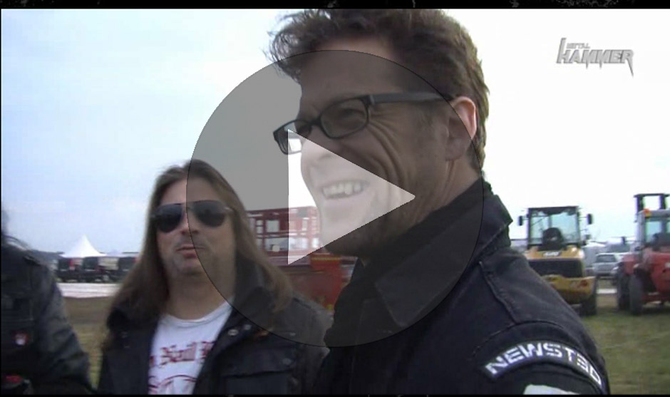 Newsted im Video-Interview