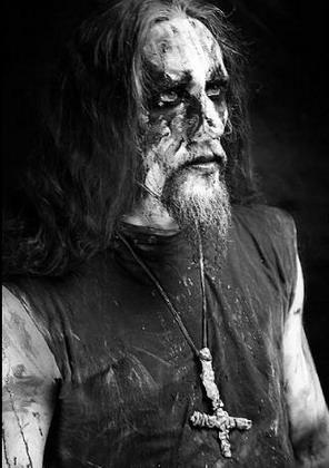 Gaahl (God Seed, ex-Gorgoroth)