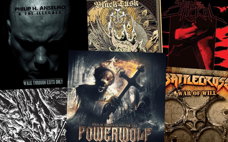Klickt euch hier durch die neuen Metal-Alben vom 19.07.2013