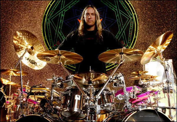 Tool-Schlagzeuger Danny Carey
