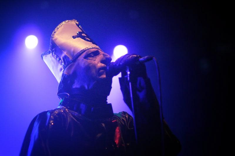 Ghost, live, Wacken 2011