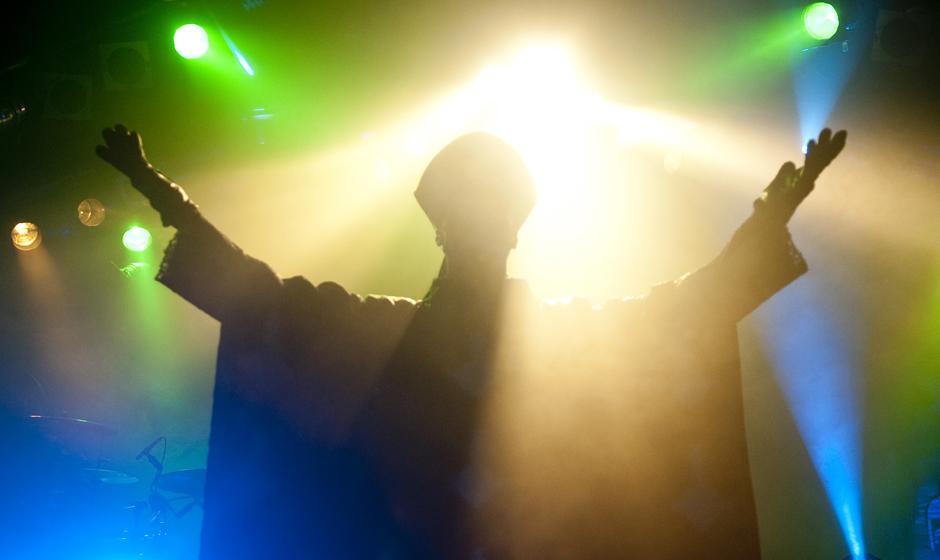 Ghost live, 20.11.2013, Hamburg