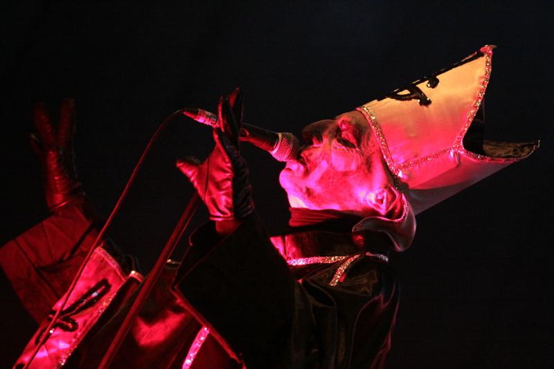 Ghost, live, Hells Pleasure 2011