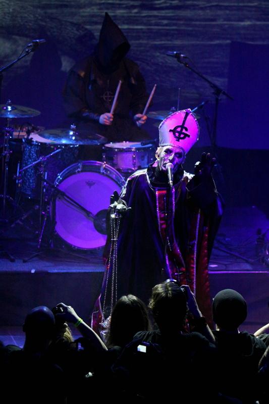 Ghost live, Roadburn 2011