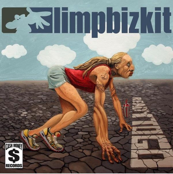 Limp Bizkit 'Ready To Go'