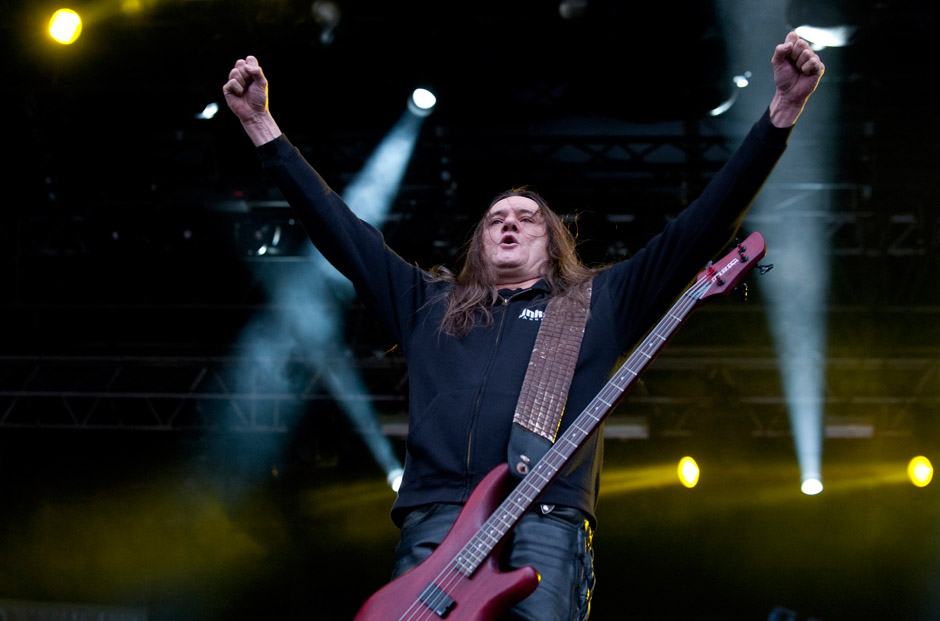 Sodom live, With Full Force 2013