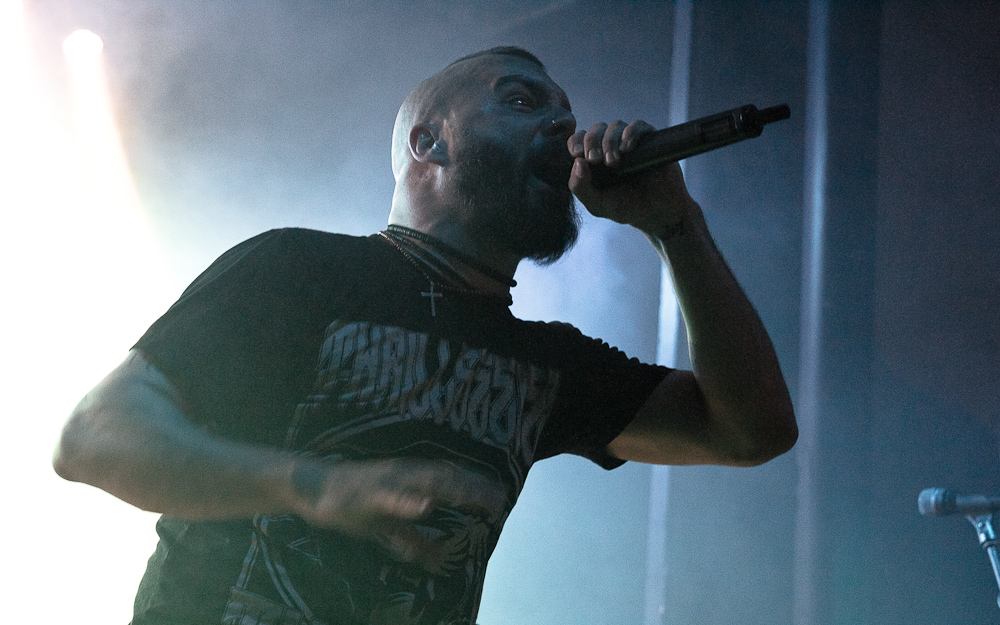 Killswitch Engage live, 21.04.2013, Berlin