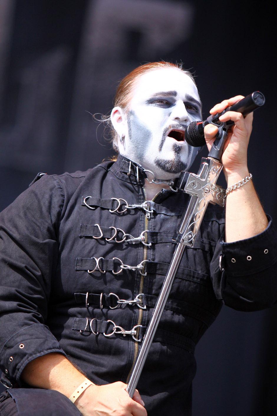 Powerwolf live, Bang Your Head 2012