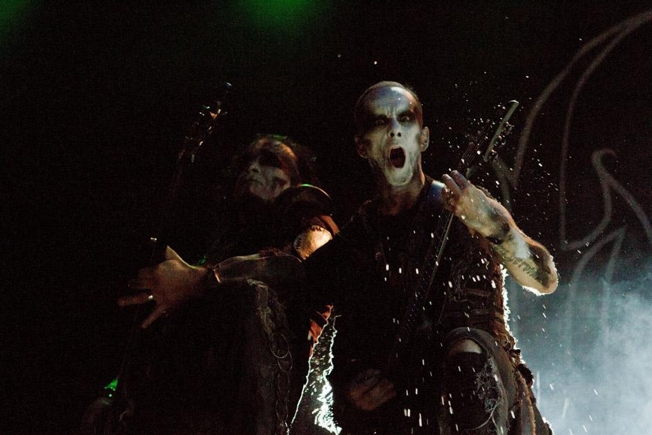 Behemoth live, Party.San 2012