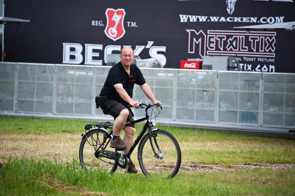 Wacken Open Air 2013 am Mittwoch