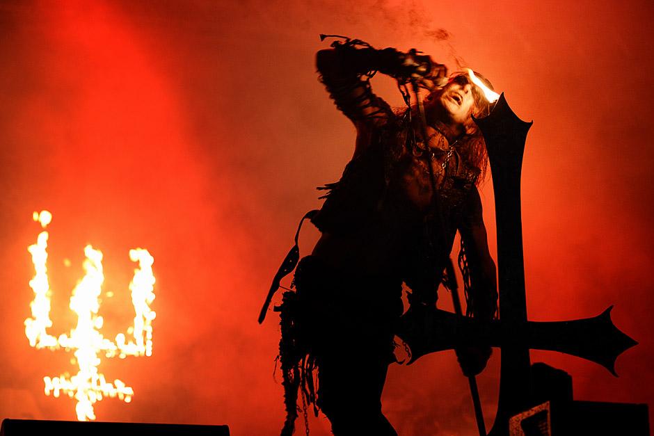Watain live, Wacken Open Air 2012