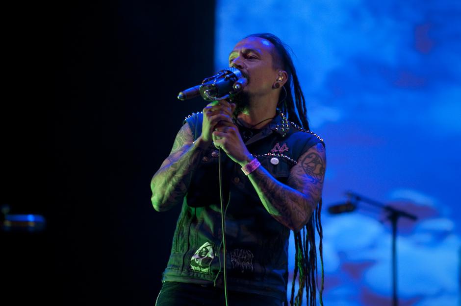 Amorphis live, Wacken Open Air 2013