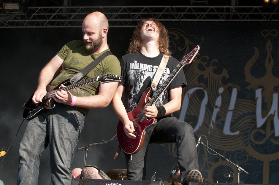 Soilwork live, Wacken Open Air 2013