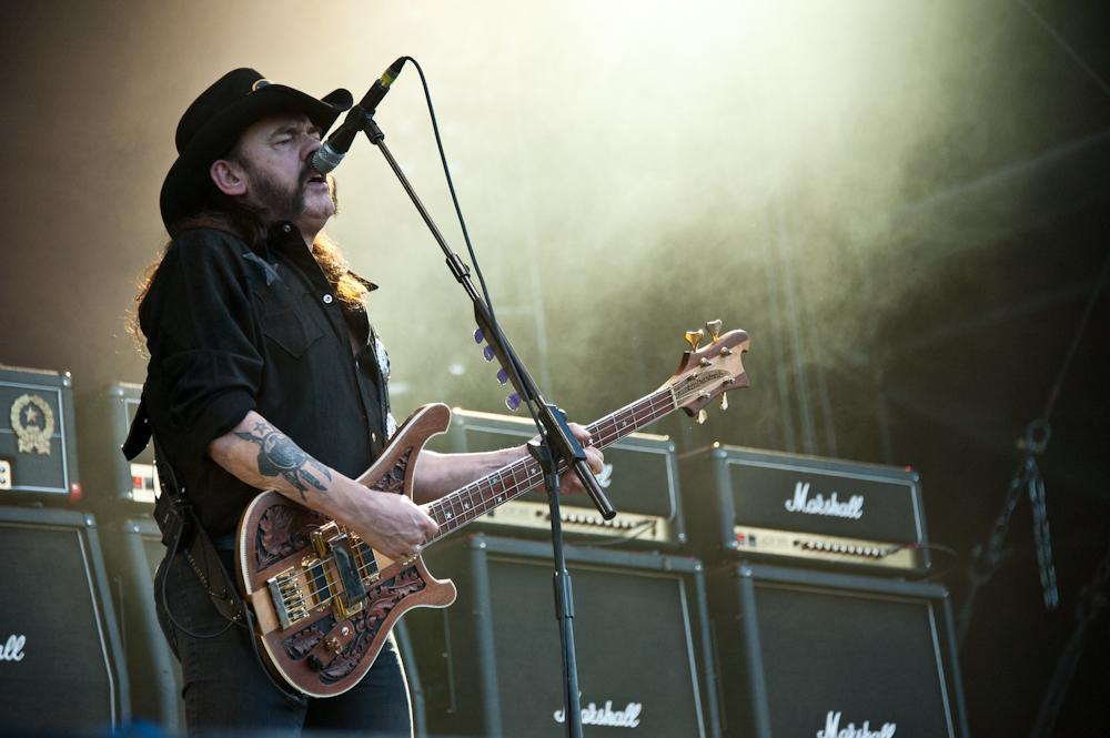 Motörhead live, Wacken Open Air 2013