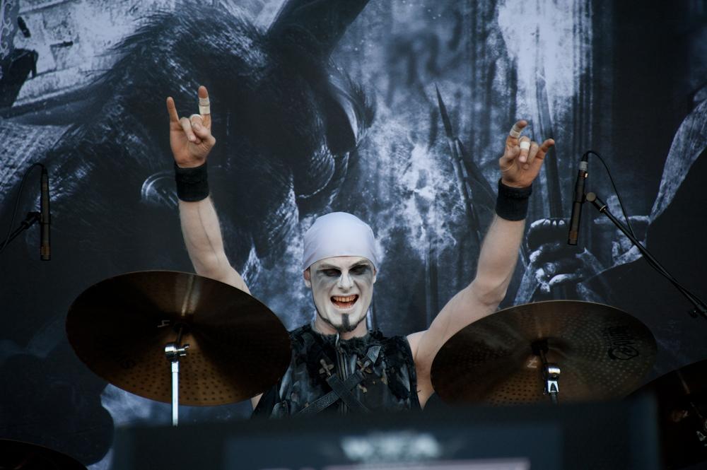 Powerwolf live, Wacken Open Air 2013