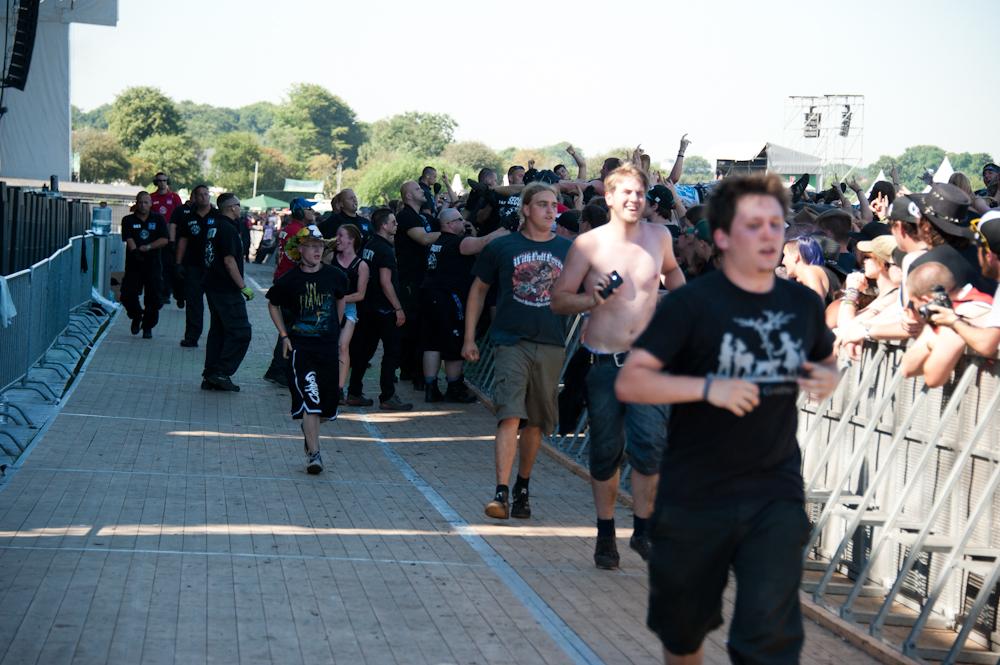 Wacken Open Air 2013 - Fans und Atmo am Freitag